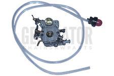 Carburetor w Purge Bulb Carb For Poulan P3818AV P4018AV P4018AV-BH Chainsaws