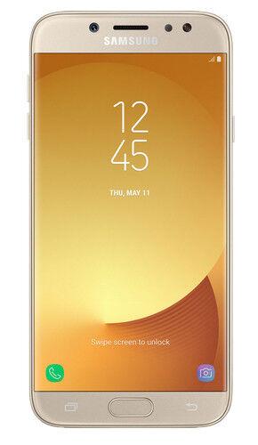 """NEW Samsung Galaxy J7 Pro (SM-J730GM/DS) 5.5"""" 32GB LTE Dual SIM UNLOCKED GOLD"""