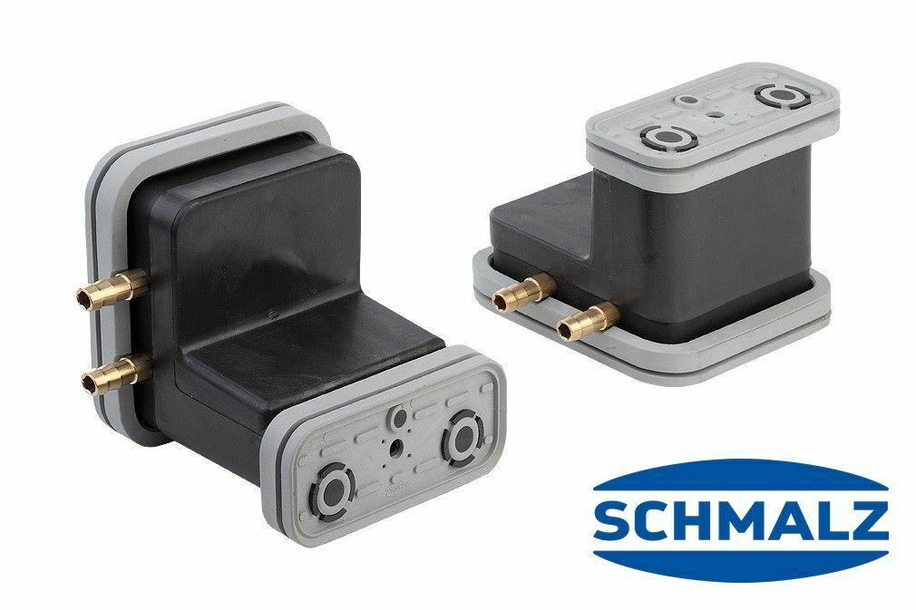 Schmalz Blocksauger VCBL-G 120 x 50 mm, Höhe 100 mm, für Schmalteile