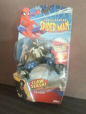 UNOPENED Claw Slash VENOM Action Figure (Spectacular Spider-man) Ships From USA