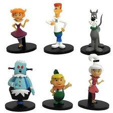 Hanna Barbera The Jetson's 6 Figure Set George Judy Elroy Astro Dog Rosie Jane 2