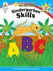Kindergarten Skills Gold Star Edition 9781604187724 Paperback