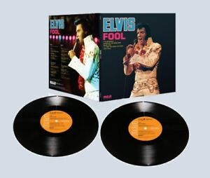 Elvis-Presley-ELVIS-THE-FOOL-ALBUM-FTD-2-LP-NEW-amp-SEALED-PRE-ORDER