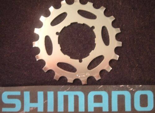 Shimano Dura Ace 600 19T Cog UniGlide Cassette Chrome NEW//NOS Fits All UG//HG