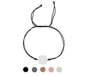 Tara-Armband-Mandala-Edelstahl-Silber-Fairtrade-Yoga-schmuckrausch