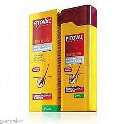 Fitoval Hair Loss Treatment Shampoo 200 ml. Hair growth shampoo FAST DELIVERY