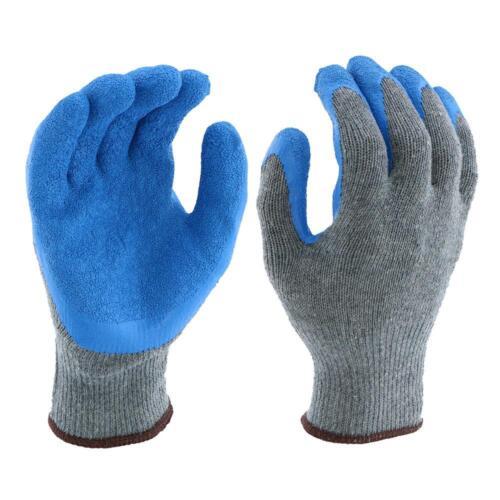 Grip Gloves Builders Gripper Gloves Brickies XL SIZE 10-24 PAIRS