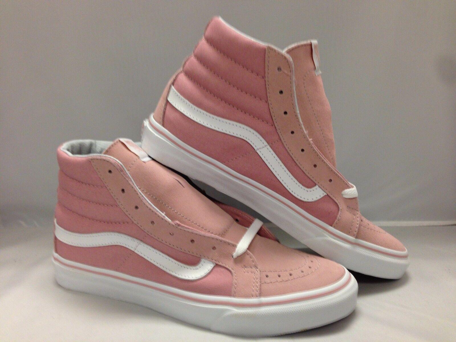 Vans Men's shoes  Sk8-Hi Slim''--(Zephyr)--True White