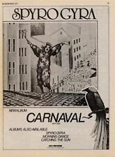 Spyrogyra UK LP/'45 advert