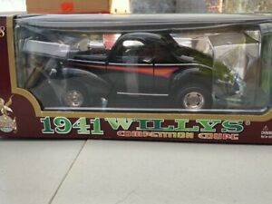 1:18th Scale Road Legends 1941 Willy's Coupe