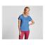 T-Shirt mit modischen Cut-outs an den Schultern Pink M 40 42 #A01 1 Stück