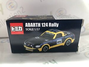 Tomica Fiat Abarth 124 Rally 3000 Limited Japon