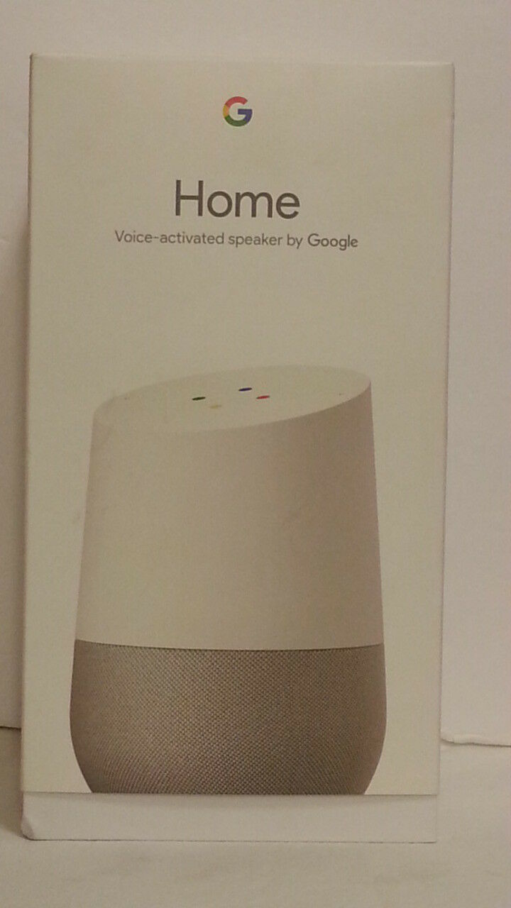 Google Home Voice-Activated Smart Assistant