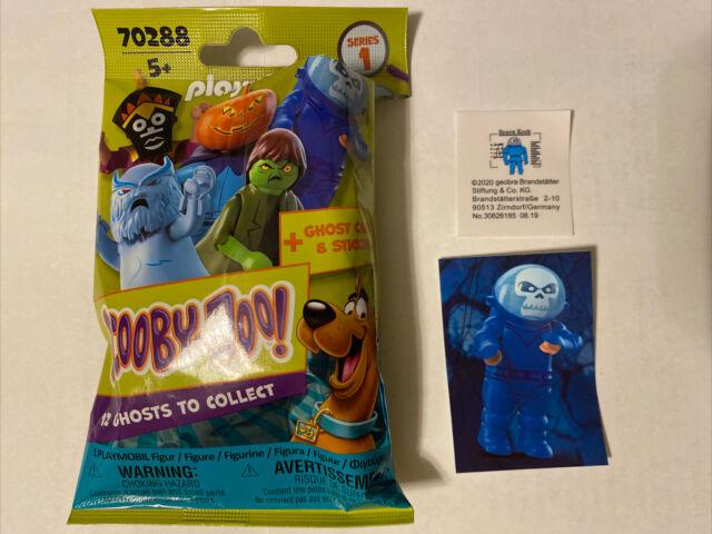 Playmobil SCOOBY DOO Series 1 SPACE KOOK Ghost Villain Blind Bag NEW Opened