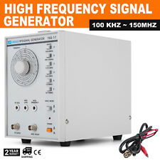 110v High Frequency Signal Generator RF Raido Frequency 100 kHz 150mhz US