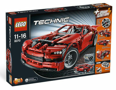 Lego Technic Super Car 8070 For Sale Online Ebay