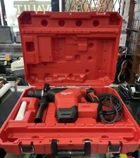 New Listingmilwaukee 5546 21 Sds Max 15 Amp 1 34 Corded Combination Hammer With E Clutch