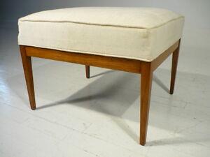 abdcd1eb9a43 Details about Mid 20th Century 50 s Modern Paul McCobb Ottoman Bench Foot  Rest Eames Era
