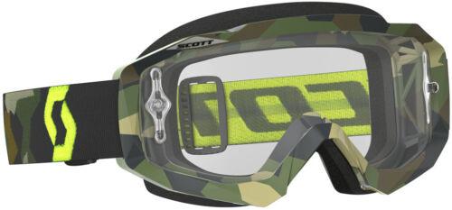 Masque SCOTT Hustle MX Neuf Unisex Moto Cross Tout-terrain ATV MTB Quad
