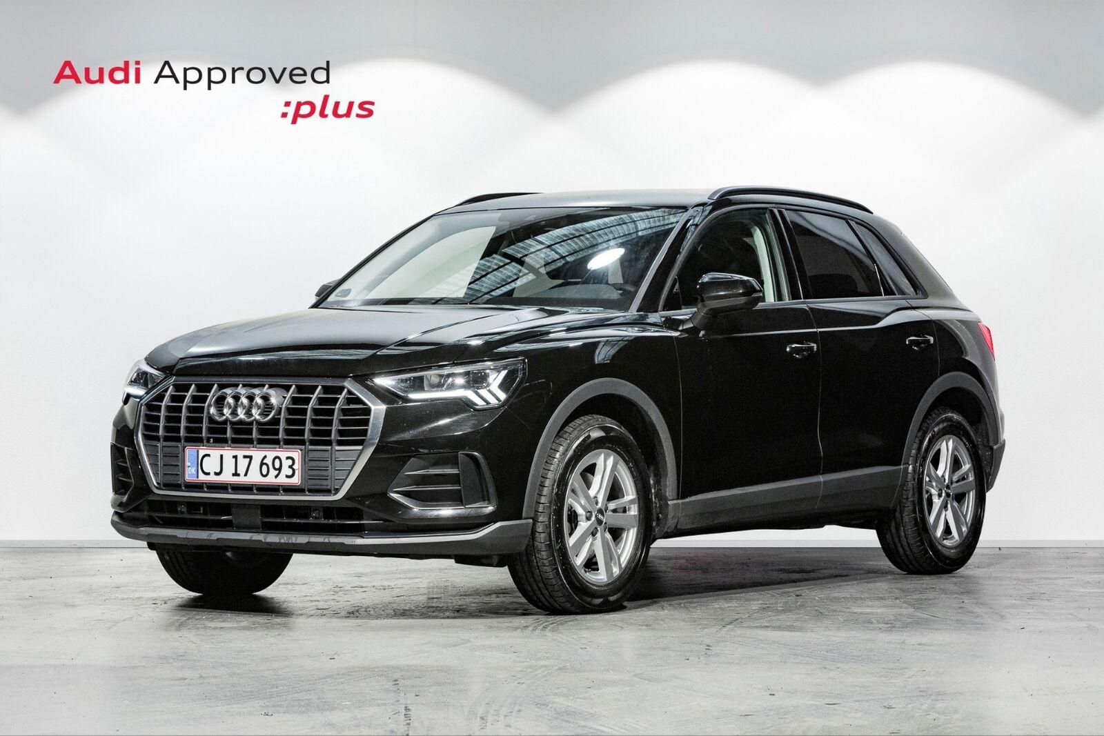 Audi Q3 35 TFSi S-tr. 5d - 405.000 kr.