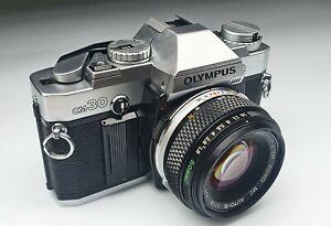 OLYMPUS-OM-30-Zuiko-50-1-8