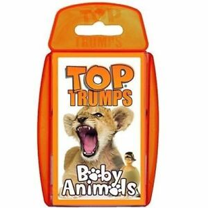 Top-Trumps-Baby-Animals-Card-Game