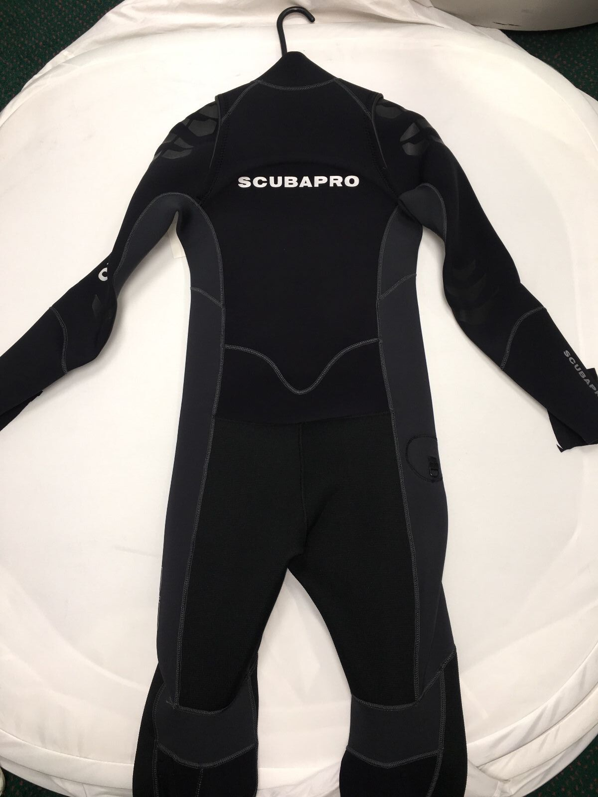 ScubaPro Everflex CZIP Size Medium