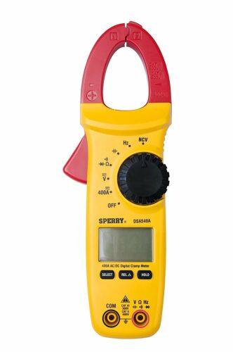 Sperry Instruments DSA540A 6 Function Digital Snap-Around Clamp Meter
