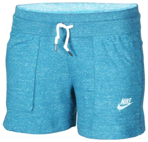 NWT Nike Youth Girls Gym Vintage Casual Shorts Size L 827990