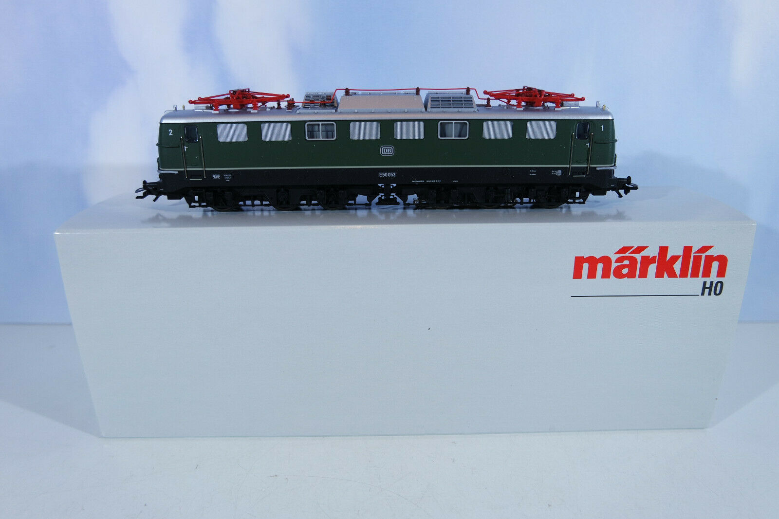 Märklin 37854, e 50, audio, mfx, digitale, mattoncini, perfetto, merce Nuova OVP