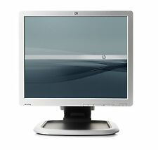 "HP 17"" LCD TFT HD MONITOR MIX L1750 L1706 1710 1740 etc FOR HOME OFFICE PC CCTV"