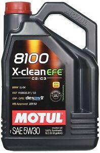 Aceite-Motor-Motul-8100-X-Clean-EFE-5W30-ACEA-C2-C3-5-Litros