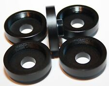 M12 to CS or C Mount Lens Converter/Adapter Ring. Multipack of 5pcs