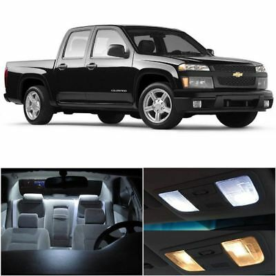 14x HID White Interior LED Lights Package Kit Fits 2007-2012 Chevy Colorado New