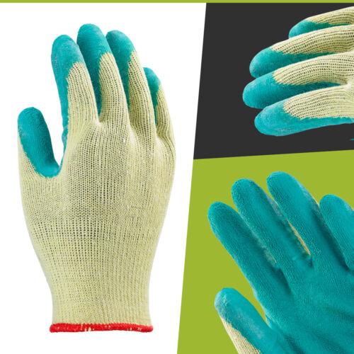Leaf Scoop Grab /& Garden Gloves 18 TOOTH METAL LANDSCAPE RAKE WITH GRADING BAR