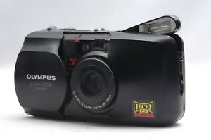 Ship-in-24-Hrs-Discount-Olympus-Mju-Zoom-Panorama-All-Weather-Film-Camera