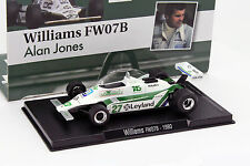 Alan Jones Williams FW07B #27 Weltmeister Formel 1 1980 1:43 Altaya