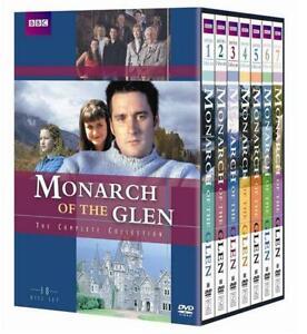 El-Monarch-de-Glen-la-Coleccion-Completa-Conjunto-De-Caja-De-18-Discos-DVD-Region-1-para-nosotros