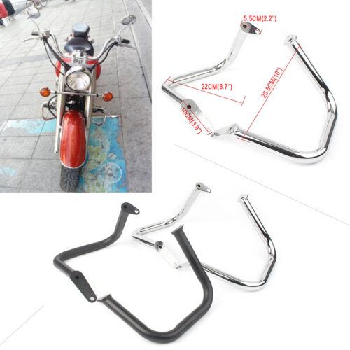 Motorcycle Highway Engine Crash Bar Guard for Yamaha V Star 650 Classic 98-16 ha