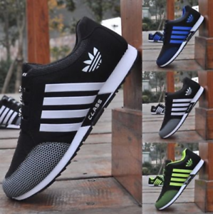 NEW-Men-039-s-Sneakers-Sports-Shoes-Casual-Breathable-Outdoor-Athletic-Running-2019