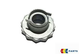 NEW-GENUINE-AUDI-VOLKSWAGEN-SEAT-SKODA-WHEEL-DRIVESHAFT-AXLE-NUT-6Q0407396B