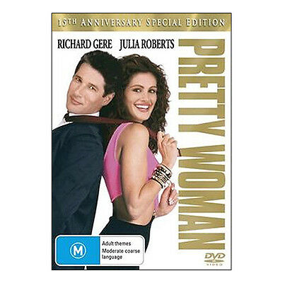 Pretty Woman (15th Anniversary) DVD Brand New - Julia Roberts, Richard Gere