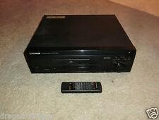Pioneer CLD-900S LaserDisc / LD Player, inkl. Fernbedienung, 2J. Garantie