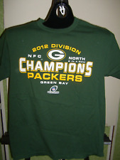 item 4 NFL Playoffs Green Bay Packers 2012 NFC North Champions T-Shirt Green  Adult M -NFL Playoffs Green Bay Packers 2012 NFC North Champions T-Shirt  Green ... a4c7ad77f