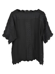 Isabel-Marant-Etoile-Axel-embroidered-georgette-black-top