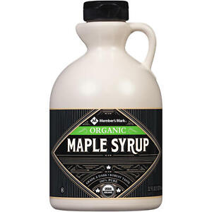 Member-039-s-Mark-Organic-100-Pure-Maple-Syrup-32-oz-FREE-SHIPPING