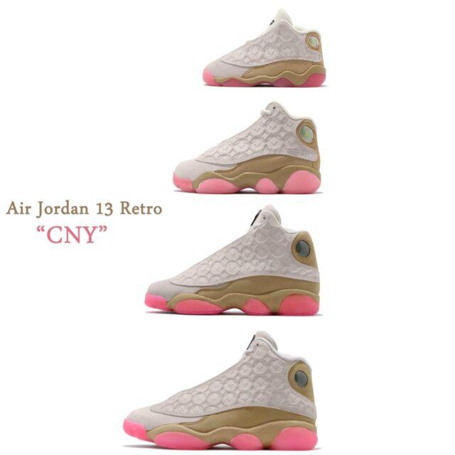 jordan 13 womens pink