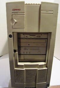 VINTAGE-Compaq-ProLiant-800-Tower-Intel-Pentium-III-READ-LISTING