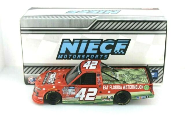 2020 ROSS CHASTAIN #42 CIRCLE TRACK PARTS WATERMELON ASSOC. 1/24 FREE SHIP