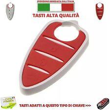 Gommino Cover Guscio a 3 Tasti per Chiave Key ALFA ROMEO GT MITO GIULIETTA 159